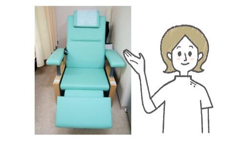 処置用椅子