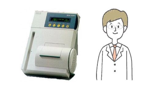 血糖値測定装置